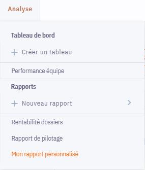 Rapport-02-menu-analyse-nouveau-rapport